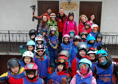 Tabara AdventureCAMPS la Straja