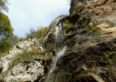 Canionul Vanatarile Ponorului