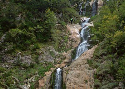Canionul Cascada Cailor