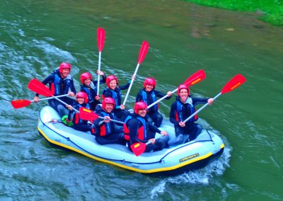 Rafting pe Crisul Repede